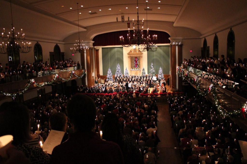 Milligan Christmas Concert
