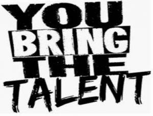 Church Fellowship Hour Talent Show
